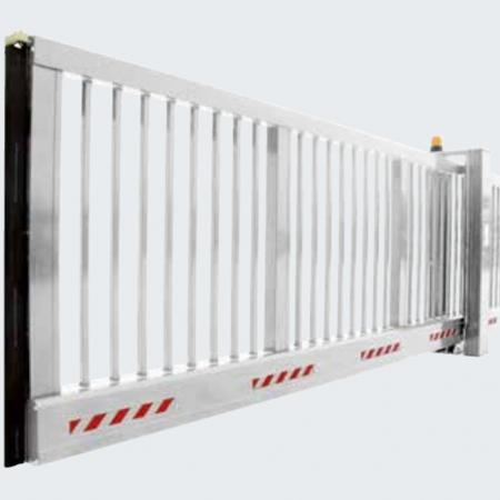 Aluminium Sliding Gates HS Alu
