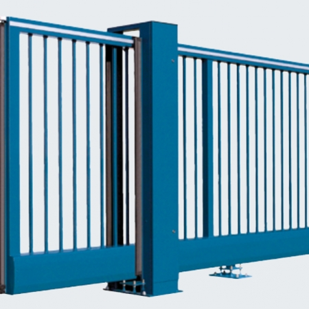 Steel Sliding Gates HS