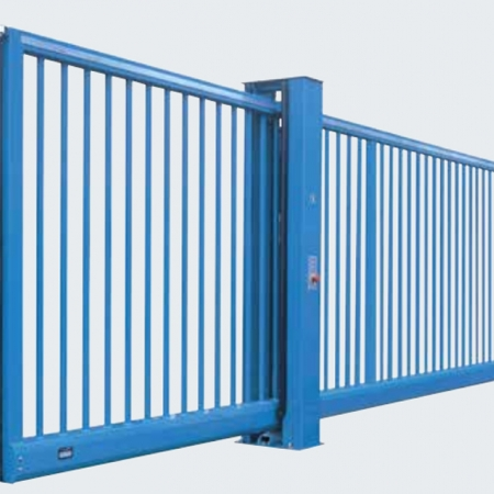 Steel Sliding Gates HSS