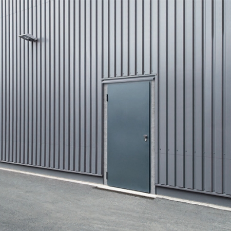 T30 fire resistant doors for outdoor use